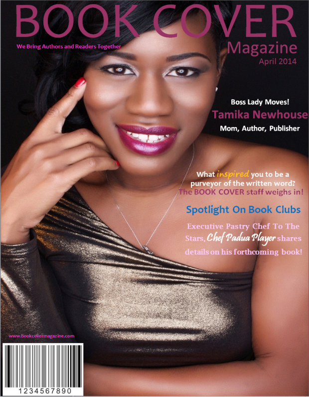BOOK COVER Mag - April 2014 Front